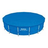 Cobertor 305 Cubrepileta Bestway Estructural Apto Intex