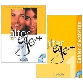 Alter Ego + 1 - Livre Eleve E Cahier Juntos