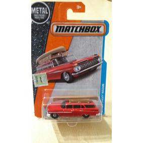 Matchbox 59 Chevy Wagon N° 1 / 125
