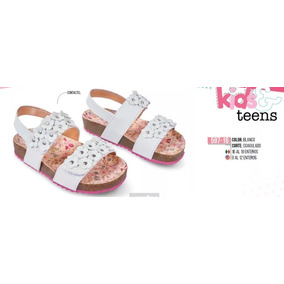 2c7398b513b Zapatos Cklass Kids Otoño Invierno - Zapatos para Niñas Blanco en ...