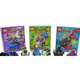 Lego 76093 76094 76095 Nuevo Sellado Envio Gratis Original