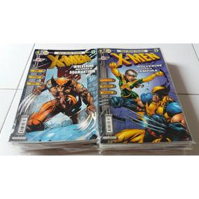 Coleção X-men Premium Completa - Ed. Abril