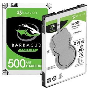 Hd 500gb Seagate Notebook Barracuda Sata3 Ps3 Xbox Ps4 Tera