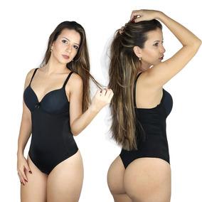 Kit2 Macaquinho Body Cintas Modeladoras Bojo Estruturado Fio