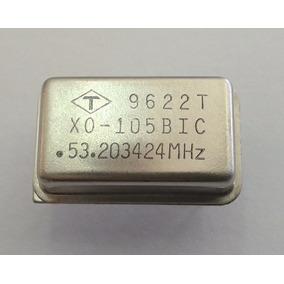 Cristal Oscilador 53.203424mhz 4 Pinos Mega Drive Pal