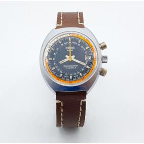 Reloj Oris Tbt Vintage Buen Estado Funcionando Perfecto