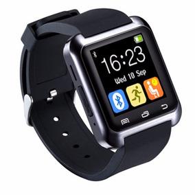 Relógio Smartwach Bluetooh Para Iphone Ios E Android