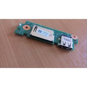 Placa Usb Cartão Dell Inspiron 15-3542 3442 P/n 0r1f2r