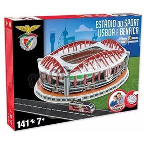 Rompecabezas 3d Estadio Da Luz Del Benfica Nanostad