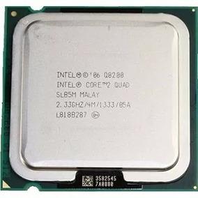 Processador Intel Core2quad Q8200 4m, 2.33ghz Seminovo