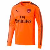 d7284a6b35 Camisa Goleiro Arsenal Futebol Camisas Times - Futebol no Mercado ...