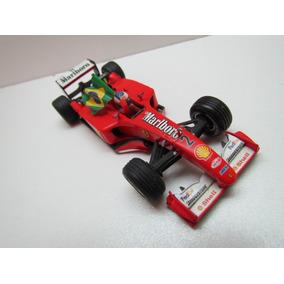 F1 Ferrari F2001 Rubens Barrichello 1/43 - Hotwheels