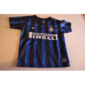Camiseta del Inter de Milan para Niños en Mercado Libre Argentina bd6cae6d1c4b2