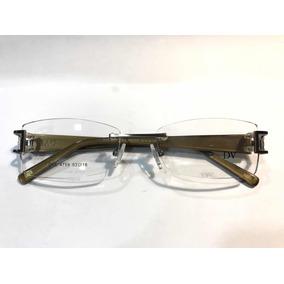 Armação De Óculos De Grau Di Vialle. - Óculos no Mercado Livre Brasil d991203113