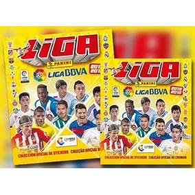 Álbum Liga Bbva Campeonato Espanhol 2015/2016 Completo
