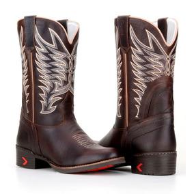 a9c99c09e7950 Bota West Country Masculina Western - Sapatos no Mercado Livre Brasil