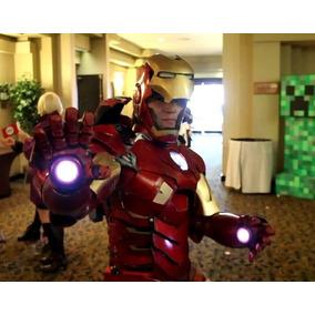 Vingadores- Cosplay Homem De Ferro,hulkbuster,visão E Falcão