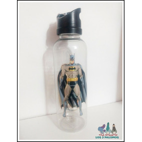 Botella Plastica Batman Dc Comics