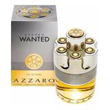 Perfume Importado Hombre Azzaro Wanted 100 Ml Edt Original !