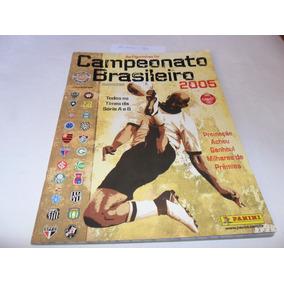 Álbum Campeonato Brasileiro 2005 (panini) - A43