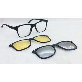 Óculos De Grau Com Lente Espelhada Escura - Óculos no Mercado Livre ... b52cc60c72