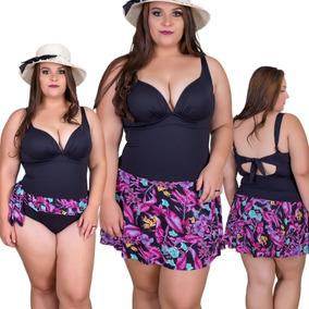 4f9aa3223 Cangas Praia - Maiôs Femininas em Paraná no Mercado Livre Brasil