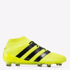 69593bde11 Chuteira Adidas Ace - Chuteiras Adidas para Adultos Amarelo no ...