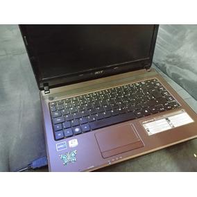 Notebook Acer Aspire - Defeito