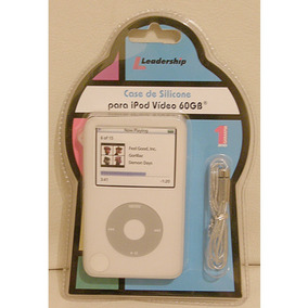 Capa De Silicone Para Ipod Video Leadership - 3016