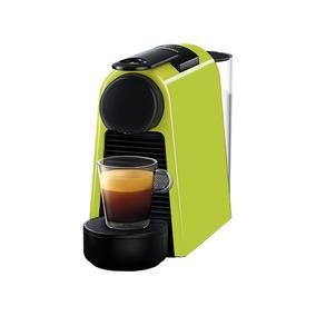 Cafetera Nespresso Essenza Mini Green + Cupon Café