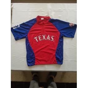 Camisa Tipo Jersey Texas Rangers Mlb Beisbol Talla Xl 7c52e78642bb7