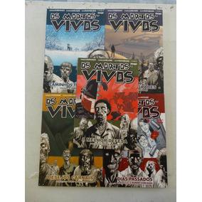 Os Mortos Vivos Nºs 1 A 5! Hqm Maio 2006 A Julho 2011!