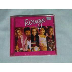 Cd Rouge Com Glitter Ed Da Gravadora 2002 Raro