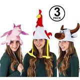 Disfraces Y Sombreros Mascara De Animals Martin Garrix en Mercado ... f9c894cad79