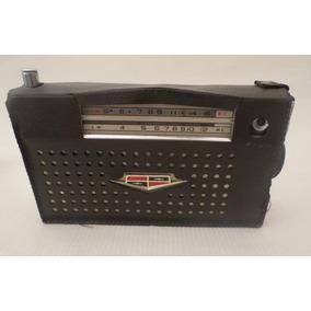 Rádio Antigo Evadin Mitsubishi