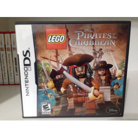 Lego Piratas Do Caribe Nds 2ds 3ds Completo
