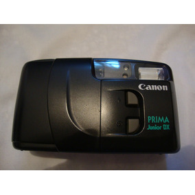 Camara De Rollo Canon Prima Junior Dx