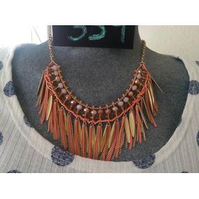 Collar Plata Gargantilla Oro Fantasia Accesorio Buenfin