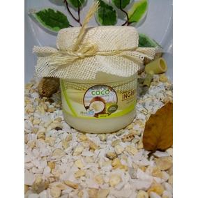 Aceite Coco Extravirgen Prensado En Frio 12 Piezas Mayoreo