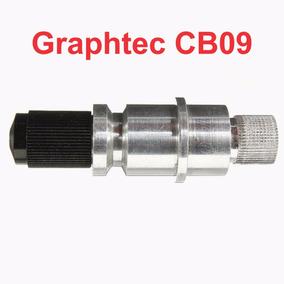 Suporte De Lamina P/ Plotter Graphtec Cb09 + Kit 5 Laminas