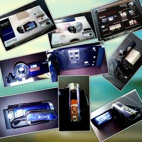 Sony Dcr-sx45 Video Camara Zoom Optico De 70x