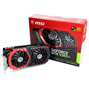 Gtx 1080ti - Msi - Gaming X 11gb Tuvideoclub2018