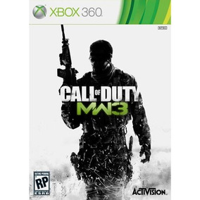 Call Of Duty Modern Warfare 3 Xbox 360 Dvd Midia Fisica Game