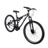 Bicicleta Huffy Brown R 27.5 Alum 21 Vel Freno Disco Shimano