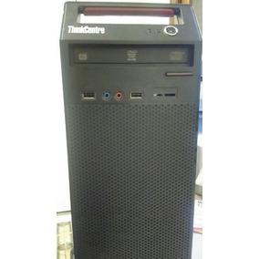 Cpu Lenovo Semprom 3300 - 1gb De Memoria - Hd 300gb - Dvd-rw