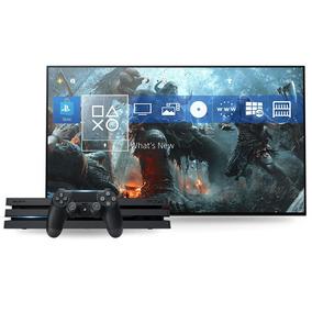 Consola Playstation 4 Pro 1 Tera 1 Control Hdmi 4k Play 4