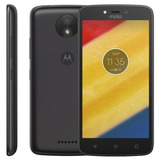 Celular Barato Moto C 16gb Plus 2 Chip Tela 5