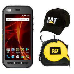 Celular Cat S41 4g Lte 3gb Ram 32gb Android 7 Sumergible Cat