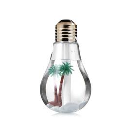 Humificador Aroma Terapia Foco Con Luz