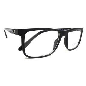 46896fe15493f Armação Unisex Óculos De Grau 360º Flexível Milt Direcional - Óculos ...